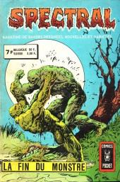 Spectral (2e série) -Rec02- La fin du monstre / Le crépuscule du solitaire