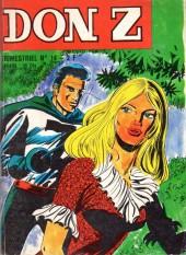 Don Z -14- Le retour de Don Diego