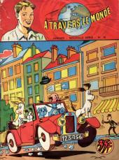 À travers le monde (3e série) -19- La valise diplomatique