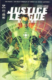 Justice League Univers -HS04- Green Lantern