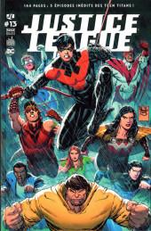 Justice League Univers -13- Numéro 13