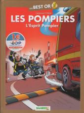 Les pompiers - Tome BO4