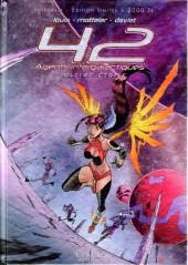 Ultime Étoile -INT- 42 agents intergalactiques