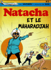 Natacha -2b1997- Natacha et le maharadjah