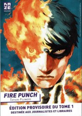 Fire punch -1HC- Tome 1