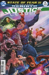 Justice League (2016) -6- State of Fear (Part One)