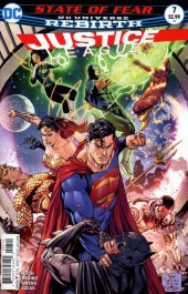 Justice League (2016) -7- State of Fear (Part Two)
