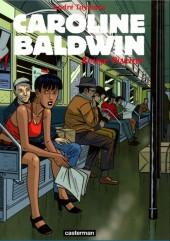 Caroline Baldwin -3a2002- Rouge piscine