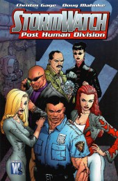 StormWatch: P.H.D. (2007) -INT1- Book One