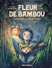 Fleur de bambou -1- Les larmes du grand esprit