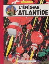 Blake et Mortimer (Les aventures de) (Historique) -6TL- L'Énigme de l'Atlantide