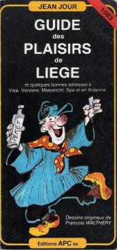 (AUT) Walthéry -28- Guide des plaisirs de Liège