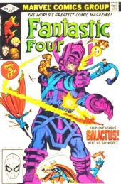 Fantastic Four (1961) -243- Shall earth endure?