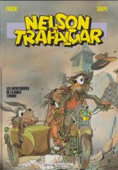 Nelson et Trafalgar -4- Les aventuriers de la farce tordue