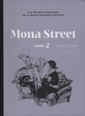 Les grands Classiques de la Bande Dessinée érotique - La Collection -2518- Mona Street Tome 2