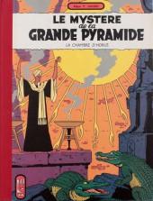 Blake et Mortimer (Historique) -4TL- Le Mystère de la Grande Pyramide - La Chambre d'Horus