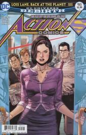 Action Comics (1938) -965- Lois Lane, Back at the Planet (Part 1)