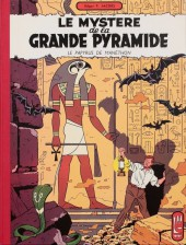 Blake et Mortimer (Historique) -3TL- Le Mystère de la Grande Pyramide - Le Papyrus de Manéthon
