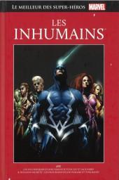 Marvel Comics : Le meilleur des Super-Héros - La collection (Hachette) -30- Les Inhumains
