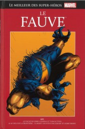 Marvel Comics : Le meilleur des Super-Héros - La collection (Hachette) -31- Le Fauve