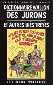 (AUT) Walthéry -31- Dictionnaire Wallon des jurons