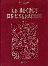 Blake et Mortimer (Historique) -2TL- Le Secret de l'Espadon - Tome 2