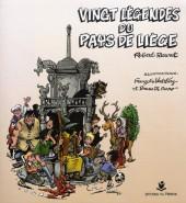 (AUT) Walthéry -35- Vingt légendes du Pays de Liège
