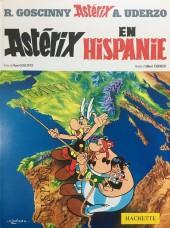 Astérix (Hachette) -14a1999- Astérix en Hispanie
