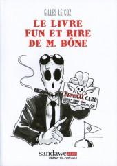 Yo-Yo post mortem -HS2- Le livre fun et rire de m. bône