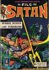 Le fils de Satan -Rec02- Album N°3077 (n°3 et n°4)