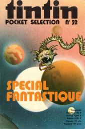 Tintin (Sélection) -32- Tintin pocket sélection n° 32 spécial fantastique