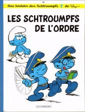 Les schtroumpfs -30a17- Les schtroumpfs de l'ordre