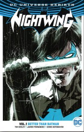 Nightwing (2016) -INT01- Better Than Batman