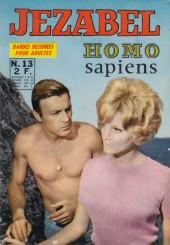 Jezabel (Sagédition) -13- Homo sapiens
