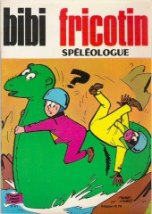 Bibi Fricotin (2e Série - SPE) (Après-Guerre) -61a72- Bibi Fricotin spéléologue