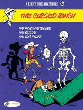 Lucky Luke (en anglais) -5662- The cursed ranch