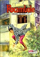 Rocambole -18- Le visiteur du soir