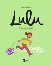 Lulu (Morel) -1- Vive la récré !