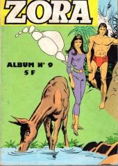 Zora -Rec09- Album N°9 (du n°26 au n°28)