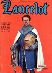Lancelot (Mon Journal) -17- L'épée volée