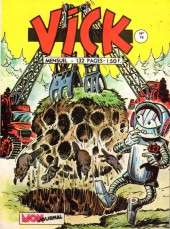 Vick -16- L'invasion des Puac : Puacs