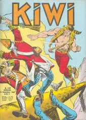 Kiwi -152- Le vautour