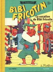 Bibi Fricotin (Hachette - la collection) -3bis- La vocation de Bibi Fricotin