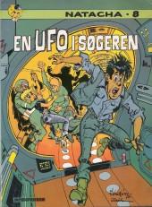 Natacha (en néerlandais) -8- En UFO i sogeren