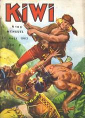 Kiwi -100- Le petit trappeur