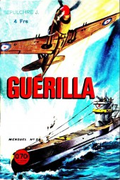 Guerilla -28- Le chasseur solitaire