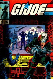 G.I. Joe (Éditions héritage) -18- Destro reviens!