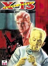 X-13 agent secret -29- X13 contre l'espion du désert
