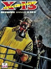 X-13 agent secret -164- La souricière