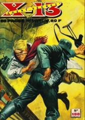 X-13 agent secret -188- Mines a la dérive